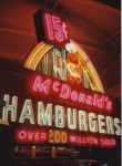 Glen Ellyn's Mc Donald's was the second one built in the 1950's on Roosevelt Road