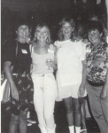 Gail Burley, Claudia Schafer, Laurie Mc Kenna, Joan Spears