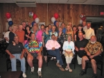 Class of 1965 celebrating their 65th birthday. Photo by Val Kayser