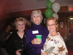 Ruth Ratke, Dale Luxford, Pat Stansfield