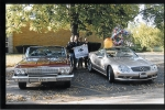 Old and newer cars ready for Homecoming parade-2007
