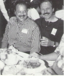 Rich D'Andrea, Jim Simon